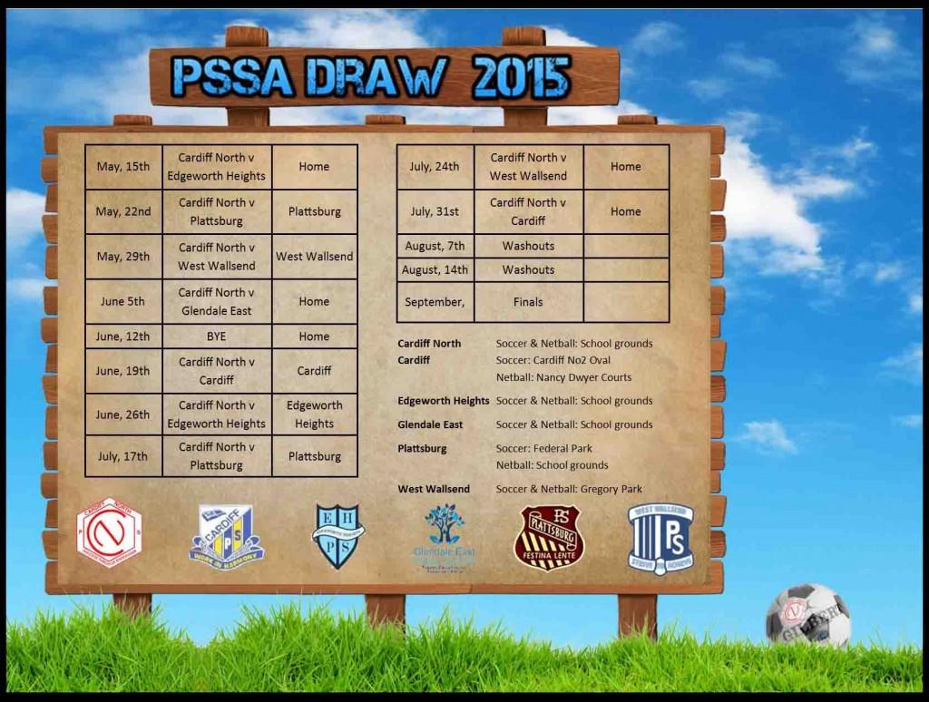 CNPS PSSA Draw 2015