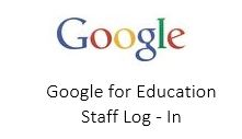 Google for Education Staff Log In