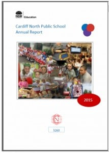 Annual School Report 2015
